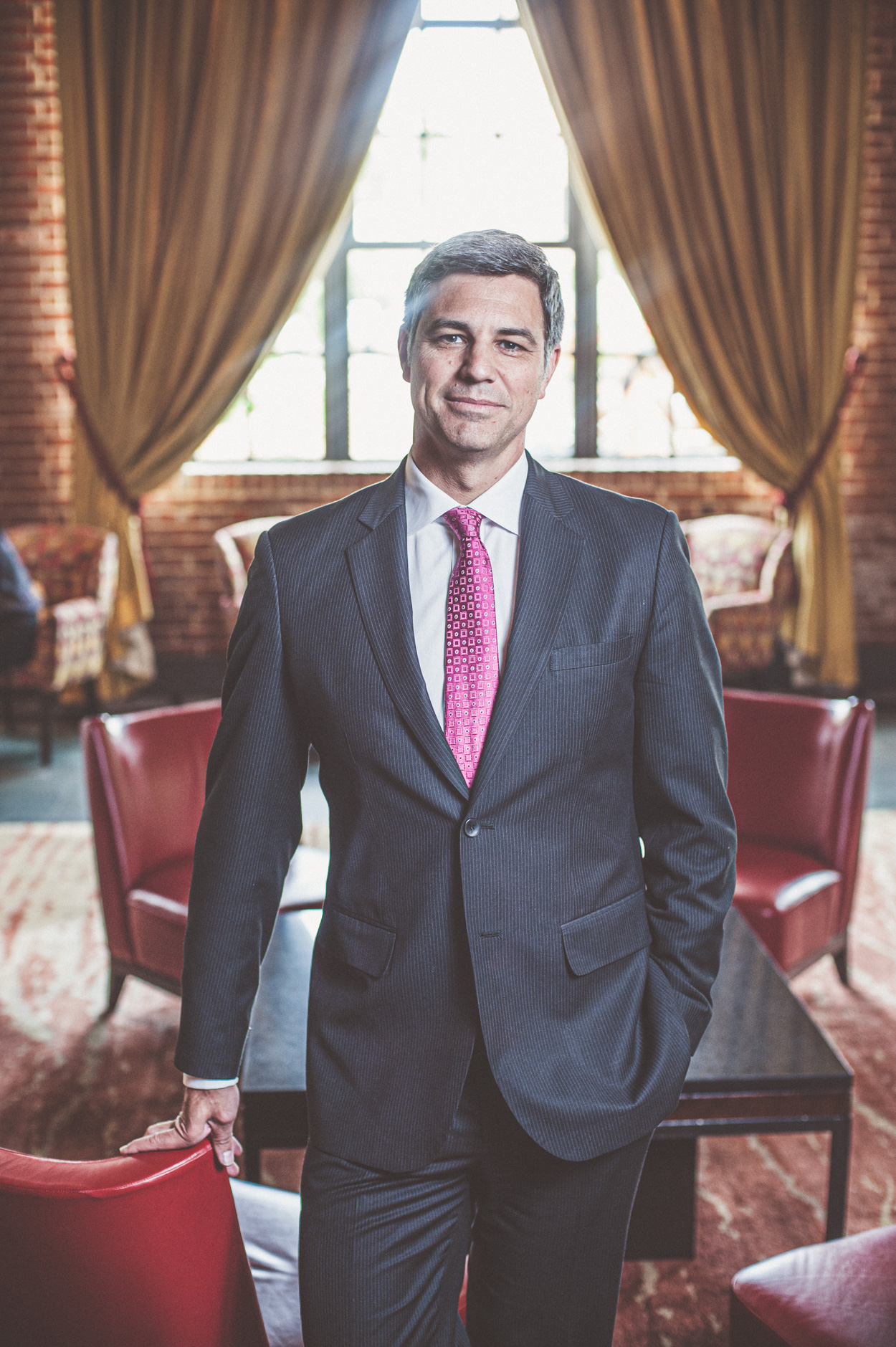 The Ritz-Calton CEO Peter Cole