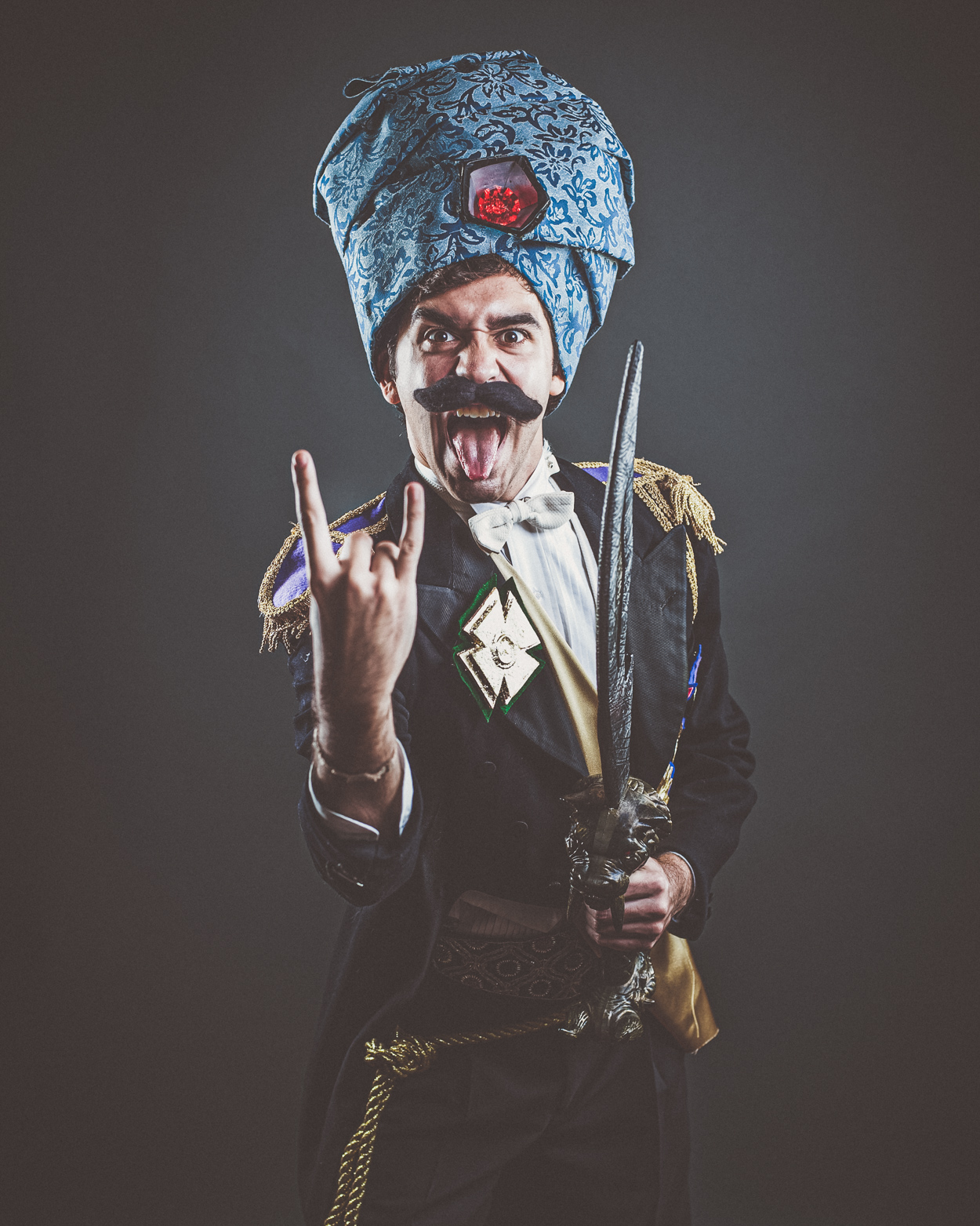 Baltimore Rock Opera Society Portraits
