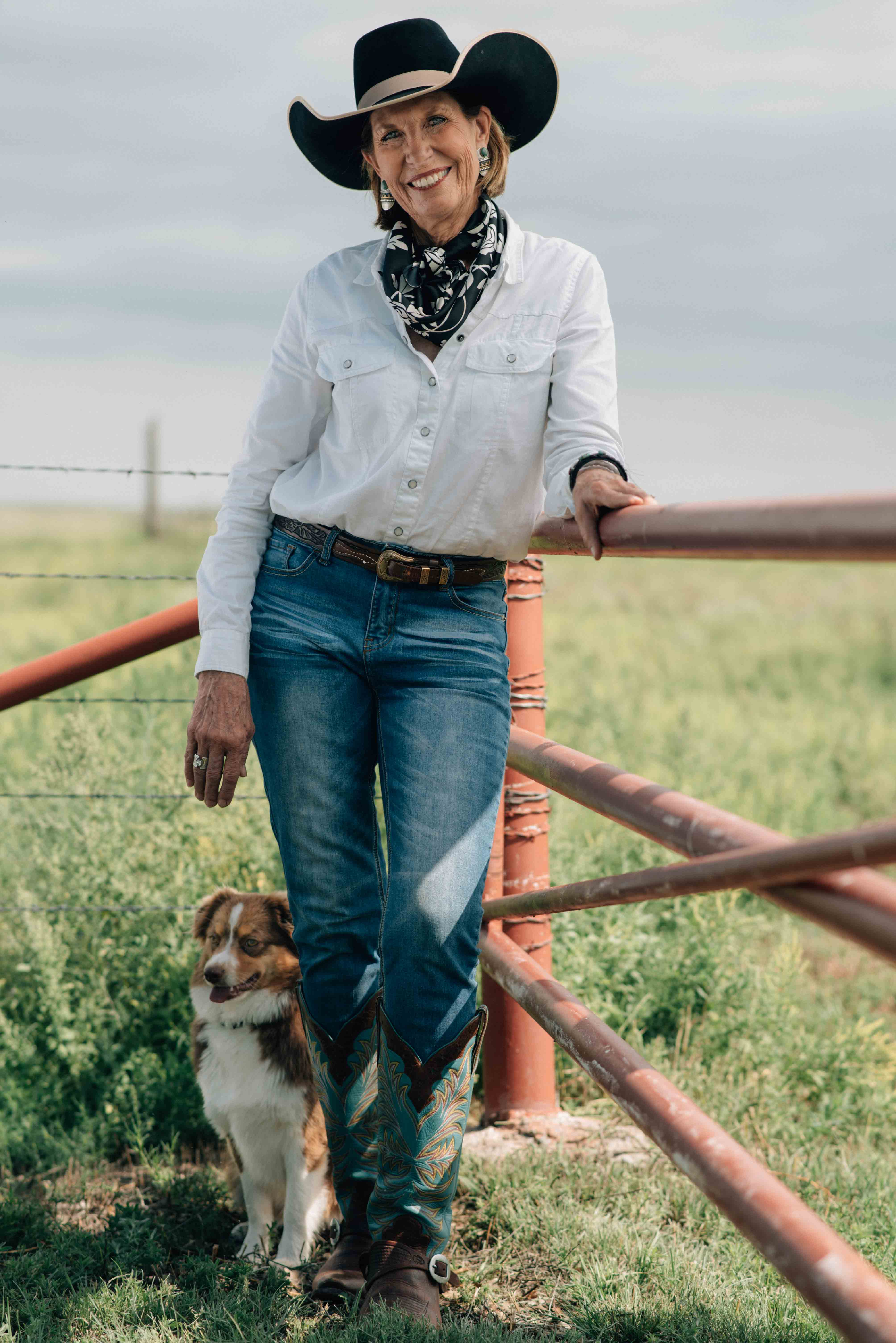 Colorado rancher mother